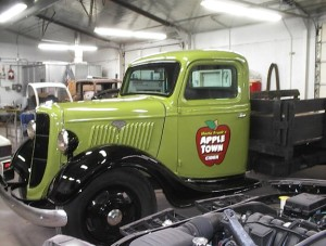 1935 Ford Farm Truck