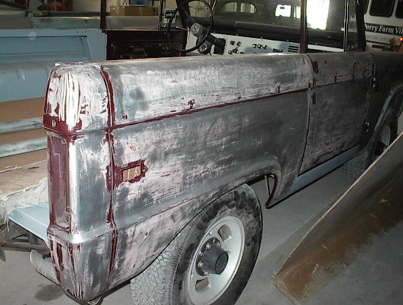 Paint Removal